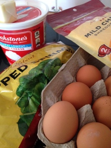 Egg ingredients